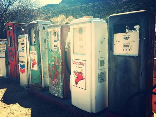 Classical Gas Museum ,Embudo. New Mexico