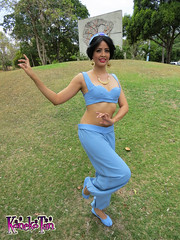 Disney Princess Jasmine Aladdin (Koneko-tan Cosplay) Tags: cute sexy princess cosplay jasmine disney arab jasmin bellydance cosplayer panama aladdin princesa coser mejor buena 2016 konekotan cosplaypanama cosmaker