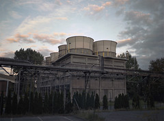 (laurentgaudart) Tags: 120 film photography industrial republic czech industrie ostrava silesia lsk slezsko mamiya645protl silsie laurentgaudart ostravavtkovice