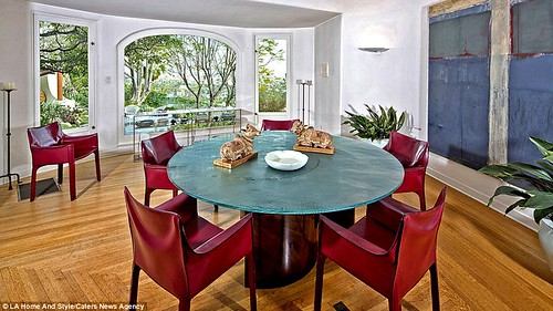 Дом Марлона Брандо в Голливуде