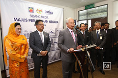 Mesyuarat majlis perumahan negara bil.Parlimen.6/4/16 (Najib Razak) Tags: negara majlis perumahan mesyuarat bilparlimen6416