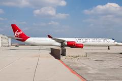 ex-Virgin Atlantic Airbus A340-600 G-VEIL (jbp274) Tags: airport airplanes airbus vs wfu a340 virginatlantic sanbernardino sbd stored ksbd