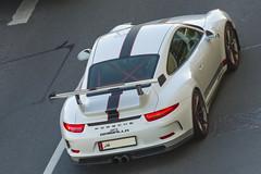 Porsche 911 GT3 Gemballa (80sChiyuld) Tags: white car canon germany automobile stuttgart german porsche vehicle doha spoiler 991 gt3 gemballa rollcage exhaustpipes carsofqatar