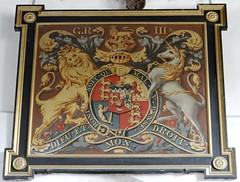 Mildenhall, Wiltshire (Sheepdog Rex) Tags: mildenhall royalarms churchofstjohnthebaptist