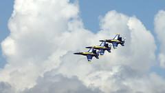Blue Angels indeed (purduebob) Tags: blue angels
