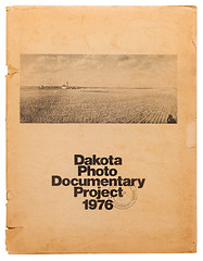 1976 first edition newsprint publication of the Dakota Photo Documentary Project which was a state wide photo survey of North Dakota.  The publication was published by the project photographers and director Mark Strand (thstrand) Tags: old panorama usa history mike strand america vintage project out print photography james us photo media photos mark bruce united jerry north dean ken documentary rude first anderson cover photograph american r fred 70s widelux historical states todd 1970s edition dakota schumacher 1976 publication newsprint duwayne outofprint jorgensen skjei lostwood dpdp severy