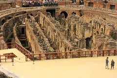 Area Where Animals Were Held Before Fights (U A Satish) Tags: rome roma architecture outdoor colosseum uasatish httpuasatishcom
