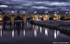 Puente de Toledo, Madrid (TALOS300) Tags: madrid longexposure nikon hdr largaexposicin tamron2470 nikond810 madridrio