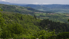 This is not Tuscany! (miroslav0108) Tags: green landscape croatia villages hills springtime istria