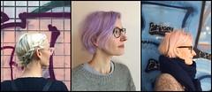 kate wirth platinum blond pastel hair colors (Kate Wirth) Tags: hair platinum