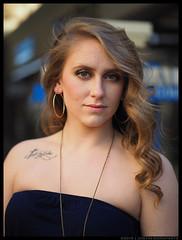 Megan - Just Be (jfinite) Tags: beauty fashion youth spring model environmental headshot portraiture halter