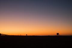 Williams_B10 (mitziwilliamsphotos) Tags: sun color tower beach photoshop sunrise lifeguard adobe rhythm interaction lifeguardtower lightroom colorinteraction