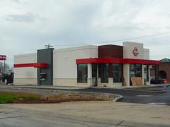Arby's, Fields Ertel Rd, Cincinnati, OH (17) (Ryan busman_49) Tags: new ohio food restaurant cincinnati arbys rebuilt renovated