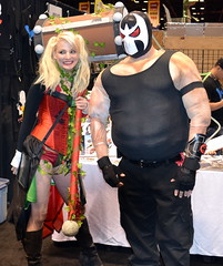 C2E2 Comic Con 2016 (Vinny Gragg) Tags: costumes girls chicago girl comics dc costume illinois cosplay comicbook superhero comicbooks dccomics superheroes comiccon bane harleyquinn prettygirls villian villians chicagoillinois prettywoman mccormickplace sexywoman supervillian c2e2 supervillians chicagocomiccon chicagocomicentertainmentexpo comiccon2016