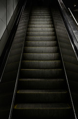 stairway to the jungle (ironpoison) Tags: urban architecture subway stair metro mechanic