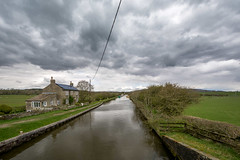 DSC_0066  - Bank Newton locks (SWJuk) Tags: uk england sky clouds canal spring nikon unitedkingdom britain outdoor yorkshire gb locks northyorkshire greysky towpath darksky lightroom leedsliverpoolcanal 2016 gargrave d7100 1024mm rawnef banknewton swjuk nikond7100 apr2016