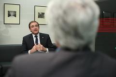 Entrevista ao Diário de Aveiro
