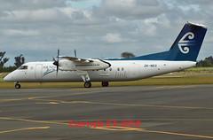 de Havilland Canada DHC-8-311Q ZK-NEG Air Nelson (EI-DTG) Tags: christchurch airnewzealand turboprop chc dash8 dehavilland planespotting dehavillandcanada dhc8 christchurchairport aircraftspotting commuteraircraft zkneg nelsonairlines