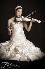 VAL_9197 (Fher_Garza) Tags: white fashion model dress modelo sweet16 nightdress whitedress quinceaera debutantes xvaos nikond7000 sweetxvi