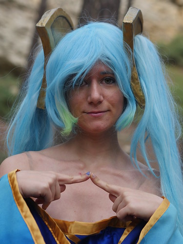 Shooting Sona - League of Legends - Miramas Le Vieux - 2015-12-27- P1260563