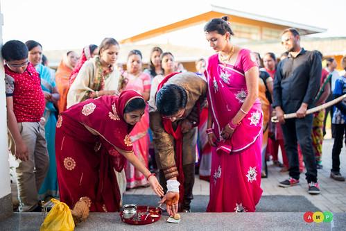 Bidai ceremony