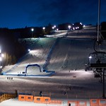 Kimberley Alpine Resort - Night Slalom Race Hill PHOTO CREDIT: Martin Tichy