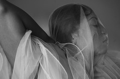 Body from (sophie.bown) Tags: white black canon distort