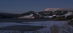 Le Pont, Vallée de Joux (yanoche) Tags: winter white snow switzerland suisse hiver jura neige vaud raquettes orblanc