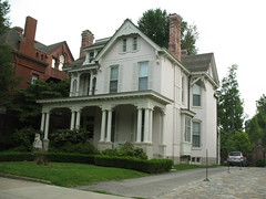 Some 19th Century Houses In Lexington, Kentucky (ilgunmkr - Thanks for 3,500,000+ Views) Tags: architecture kentucky lexingtonkentucky victorian victorianhouse