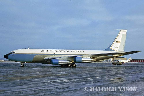BOEING VC135B 62-4130 USAF