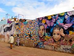 Casablanca street art (simon_berlin62) Tags: street streetart art photography graffiti colours morocco maroc maghreb medina casablanca marokko 2016