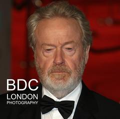 Ridley Scott (BDCLondon Photography) Tags: ridleyscott royaloperahouse londonuk photobybrettdcove eebritishacademyfilmawards2016baftas 14february2016