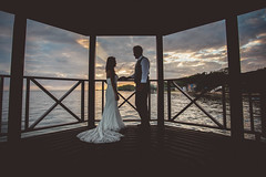 Destination Wedding (Day Vid Z / ASCENSION Photography) Tags: travel wedding portrait love beach beautiful groom bride amazing perfect kiss couple married great husband special professional jamaica tropical wife romantic caribbean epic destinationwedding