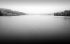 Errwood Reservoir (l4ts) Tags: longexposure mist rain windyday landscape blackwhite derbyshire peakdistrict darkpeak goytvalley errwoodreservoir 10stopfilter