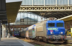 BB22241 (- Oliver -) Tags: train de gare lille pas calais nord sncf flandres ter bb22200 bb22000 vo2n bb22241
