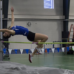 "<b>Track and Field Alumni Meet</b><br/> Luther hosts a Track and Field meet with both current athletes and alumni competing with each other in the Regents Center. February 6, 2016. Photo by: Annie Goodroad '19<a href=""http://farm2.static.flickr.com/1482/24801046712_b0356d1d13_o.jpg"" title=""High res"">∝</a>"