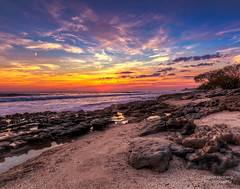 Rancho Santana Nicaragua-20150328-1 (F8shooter) Tags: sunset nightshot playa nicaragua santana honorablementionaward ranchosantana bestof2015 mayslakecameraclub