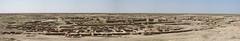Gonur Tepe Panorama (Rolandito.) Tags: site arch mary archaeological merv turkmenistan tepe ausgrabungen gonur depe