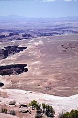 Grand View Point, Canyonlands National Park, Utah (Laurette Victoria) Tags: utah nationalpark canyonlands grandviewpoint