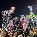 RBHS Vars Ladies Lacrosse vs irmo 3-1-2016