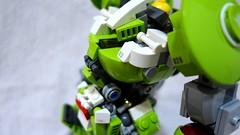 gcoref08 (chubbybots) Tags: lego armored core mech moc