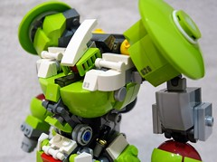 gcoref02 (chubbybots) Tags: lego armored core mech moc