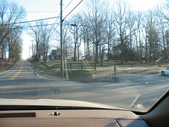 Kentucky Fence Through The Windshield (ilgunmkr - Thanks for 3,500,000+ Views) Tags: fence kentucky roadtrip 2016 fencefriday