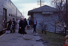 Oak Lawn Train Depot (Oak Lawn Public Library) Tags: station trains railroads oaklawn depots