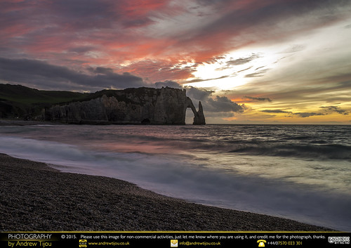Etretat's Finger Of God 3