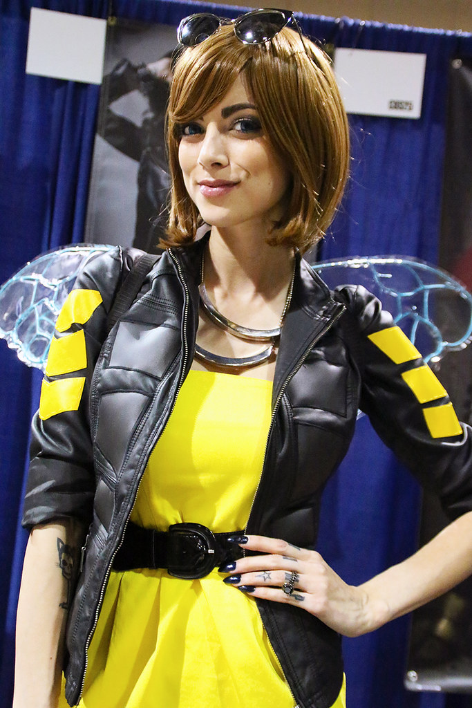 The World's Best Photos of cosplay and leeannavamp - Flickr Hive Mind Attackoftheclones