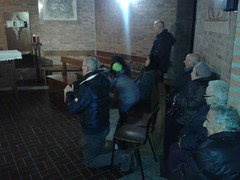 """16.02.13 Adorazione notturna di inizio Quaresima (1) • <a style=""""font-size:0.8em;"""" href=""""http://www.flickr.com/photos/82334474@N06/25066681625/"""" target=""""_blank"""">View on Flickr</a>"""