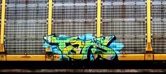 tars (timetomakethepasta) Tags: train graffiti freight aa tars autorack