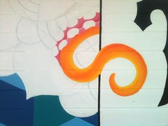 In progress (Barefoot In Florida) Tags: color wall tattoo drawing murals
