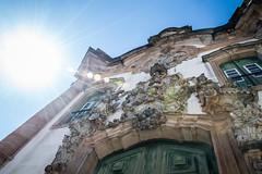Raio iluminado (augustosakai) Tags: minasgerais luz sol church mg igreja fachada ouropreto barroco aleijadinho sofranciscodeassis museuceuaberto
